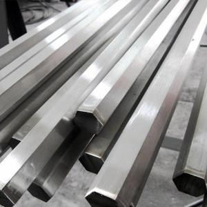 Шестигранник стальной рессорно-пружинный в Иркутске