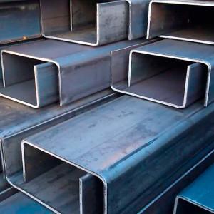 Швеллер стальной гнутый в Иркутске